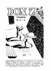 Verso de Archie (Le merveilleux robot) -11- Opération danger