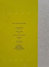 Verso de Largo Winch -IntTL04- La forteresse de Makiling