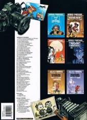Verso de Spirou et Fantasio -31d02- La boîte noire