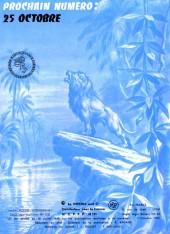 Verso de Kalar -23- Le sorcier blanc