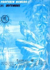 Verso de Kalar -25- L'homme de Mombasa