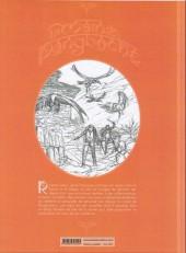Verso de Les tribulations de Roxane (Place du Sablon) -INTTL- La Main de Pangboche