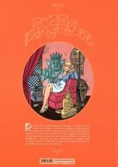 Verso de Les tribulations de Roxane (Place du Sablon) -A- La Main de Pangboche - Première partie