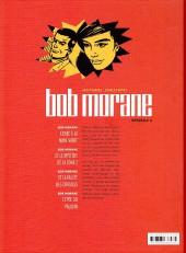 Verso de Bob Morane 10 (Intégrale Le Lombard) -3- Intégrale 3