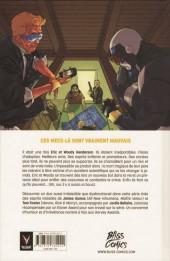 Verso de Quantum & Woody -1- Les Pires Super-héros du monde