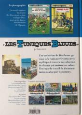Verso de Les tuniques Bleues présentent -5- La photographie