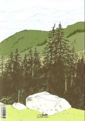 Verso de Chiisakobé -3- Le Serment de Shigeji - Volume 3