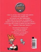 Verso de Mortelle Adèle -4a2015- J'aime pas l'amour