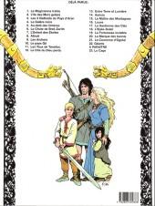Verso de Thorgal -18a97- L'Épée-Soleil