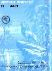 Verso de Kalar -57- Médecine sacrée