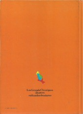 Verso de (AUT) Sicomoro - Robinson Crusoé