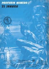 Verso de Kalar -62- L'ombre du mal