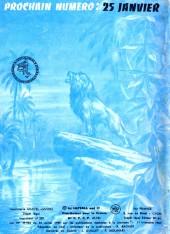 Verso de Kalar -74- Sinistre projet