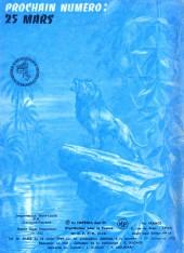 Verso de Kalar -76- Le secret des Tchana