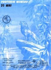 Verso de Kalar -78- Le fou de Mono Tapa