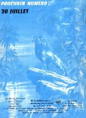 Verso de Kalar -140- Le diable invisible