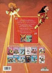 Verso de Les super Sisters -2- Super sisters contre Super Clones