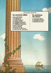 Verso de Alix -10a1977- Iorix le grand
