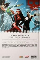 Verso de Uncanny Avengers (Marvel Now!) -5- Prélude à Axis