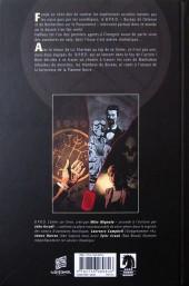 Verso de B.P.R.D. - L'Enfer sur Terre -5- Sur les ailes du diable