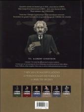 Verso de L'ordre du chaos -6- Albert Einstein