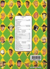 Verso de Tiger Joe -85- Les pirates du Bengale
