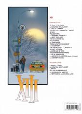Verso de XIII -24TL- L'héritage de Jason Mac Lane