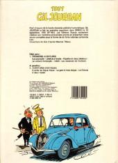 Verso de Gil Jourdan (Tout) -2- Enquêtes françaises