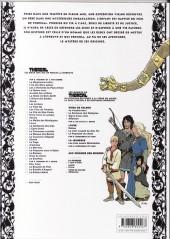 Verso de Thorgal -4d13- La Galère noire