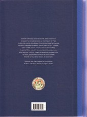Verso de Blake et Mortimer (Les Aventures de) -INT- L'intégrale