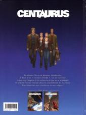 Verso de Centaurus -1a2016- Terre promise