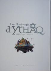 Verso de Les naufragés d'Ythaq -10CC- Nehorf-Capitol Transit