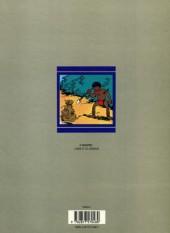 Verso de Martin Milan (2e Série) -2a91a- Les clochards de la jungle
