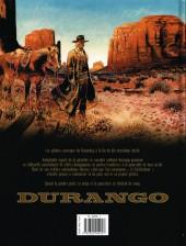 Verso de Durango -17- Jessie