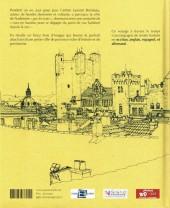 Verso de (AUT) Bonneau - Narbonne