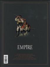 Verso de Empire (Pécau/Kordey) -INT01- L'intégrale - Tomes 1 à 3