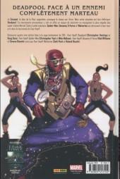 Verso de Fear Itself - Deadpool & compagnie