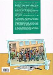 Verso de Les profs -10FL- Motivation : 10/10