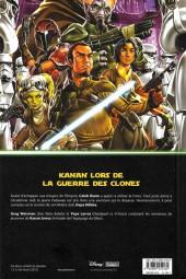 Verso de Star Wars - Kanan -2- Premier sang