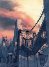 Verso de Parallèle -HS2- New York, New York - Artbook