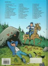 Verso de Les tuniques Bleues -1e05- Un chariot dans l'ouest