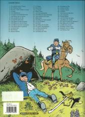 Verso de Les tuniques Bleues -2e04- Du nord au sud