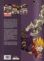 Verso de Tigres et nounours -INT1- Premier voyage