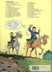 Verso de Les tuniques Bleues -4b1989- Outlaw