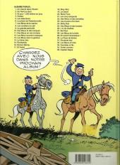 Verso de Les tuniques Bleues -13b1992- Les bleus dans la gadoue