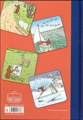 Verso de L'ours Barnabé (Boîte à bulles) -17- Un pour tous, tous pour un