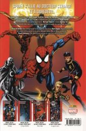 Verso de Ultimate Spider-Man (Marvel Deluxe) -10- Mort d'un Bouffon