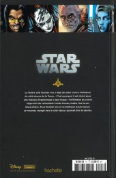 Verso de Star Wars - Légendes - La Collection (Hachette) -1729- Clone Wars - IV. Lumière et Ténèbres