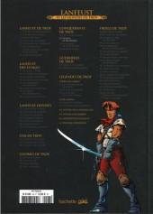 Verso de Lanfeust et les mondes de Troy - La collection (Hachette) -32- Les Conquérants de Troy - Eckmül le Bûcheron