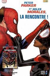 Verso de Spider-Man Universe (Marvel France 2e série) -2- La Survivante